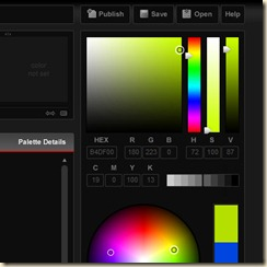 ColorLover-palette