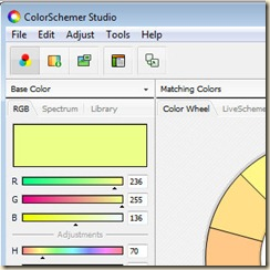 ColorSchemerStudio