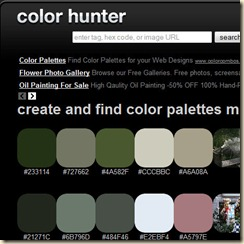 colorhunter-palette