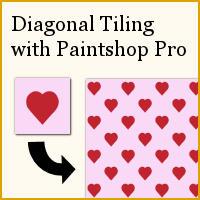 DiagonalTilingWithPaintshopPro
