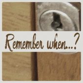 Remember when…? – Locked in