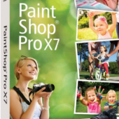 What is new in Paintshop Pro X7?
