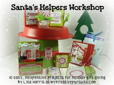 Santa's Helpers Workshop-400