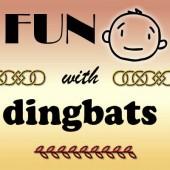 Fun with Dingbats