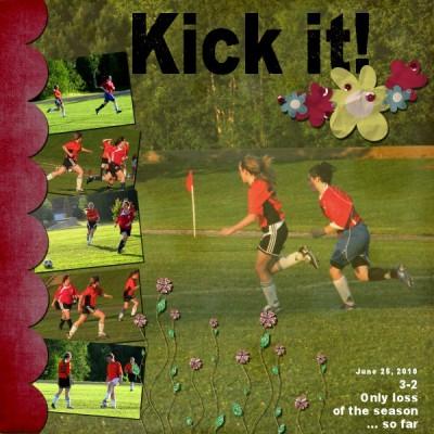 Kick it2