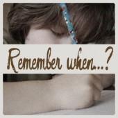 Remember when…? – Pencil