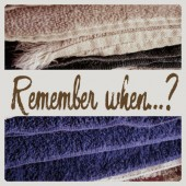 Remember when…? – Laundry