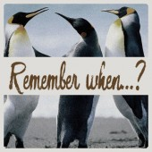 Remember when…? – Penguins
