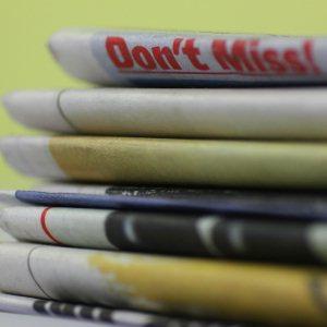get free digital supplies in newsletters