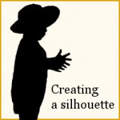 Creating a Silhouette with PaintShop Pro