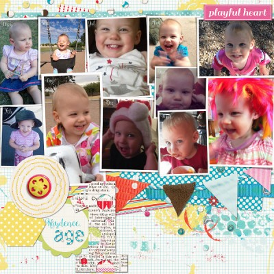 Layout by kllee