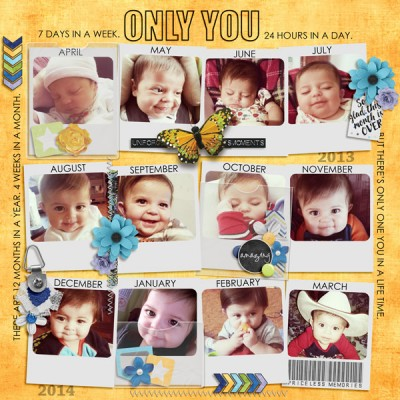 Layout by Sweeet