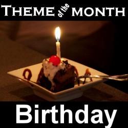 THEME  –  Birthday