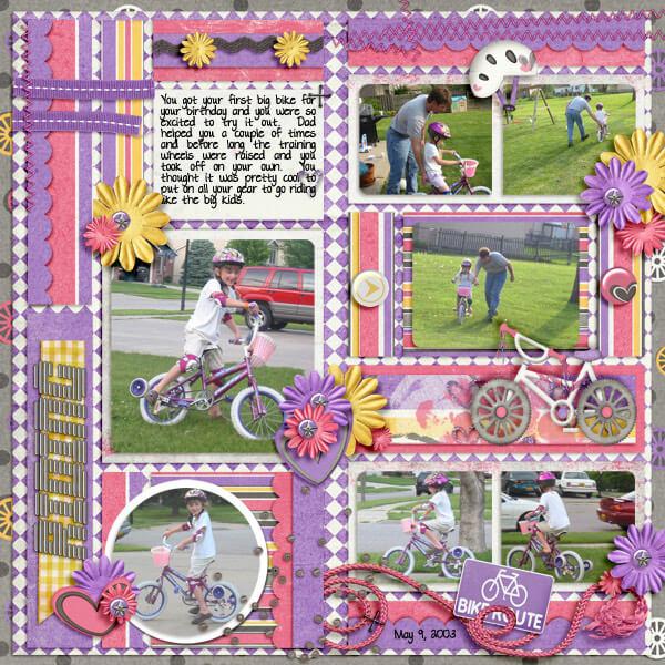 Girls On Wheels Bundle by Dream Big Designs cschneider-builders2 template