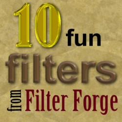 10 fun filters from Filter Forge