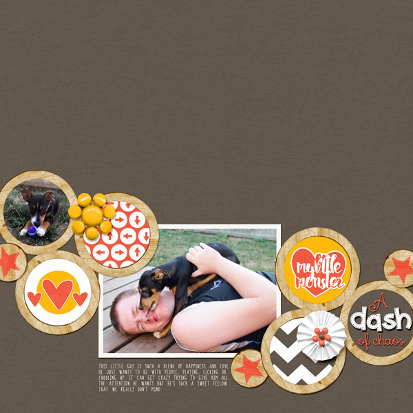 Layout by Annette