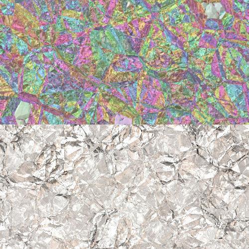 Harlequin Crystal filter