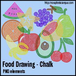 cass-FoodDrawing-Chalk-250
