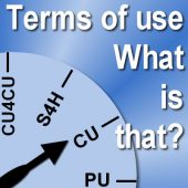 Terms of use – What is that?