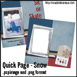 Snow Quick Page