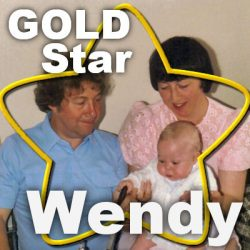 Gold Star – Wendy