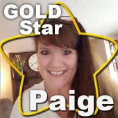 Gold Star – Paige