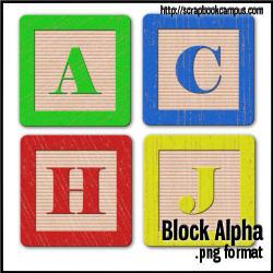 Block Alpha