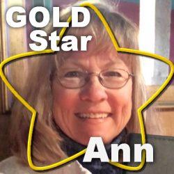 Gold Star – Ann