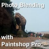 Photo Blending with Paintshop Pro
