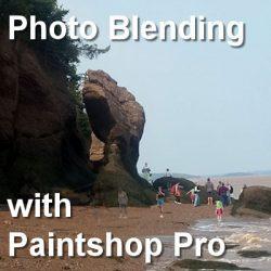 Photo Blending with Paintshop Pro