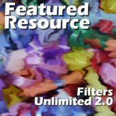 Featured Resource – Filters Unlimited 2.0