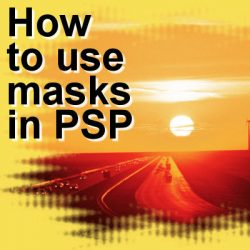How to use masks in PSP