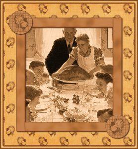 country-thanksgiving-beveled-frame