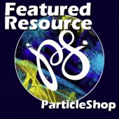 Featured Resource  –  Particle Shop