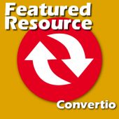 Featured Resource – Convertio