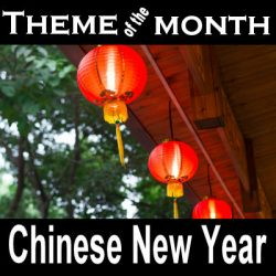 theme chinese new year