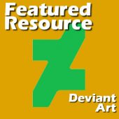 Featured Resource – DeviantArt
