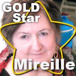 Gold Star  –  Mireille