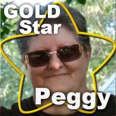 Gold Star – Peggy