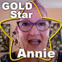 Gold Star –  Annie