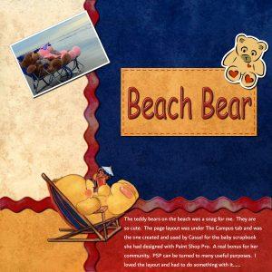 beach-bear