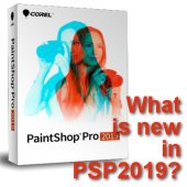 What's new in PSP 2019?