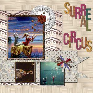 surreal-circus