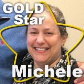 Gold Star  –  Michele