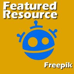Featured Resources  –  Freepik