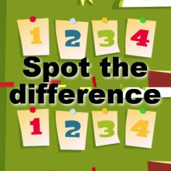 Project idea  –  Spot the difference