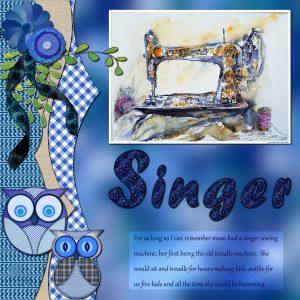 singer-600