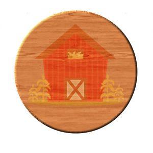 wooden-circle
