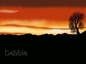 sunset-debbie-debbie