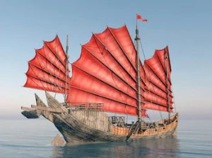 traditional-chinese-junk-boat